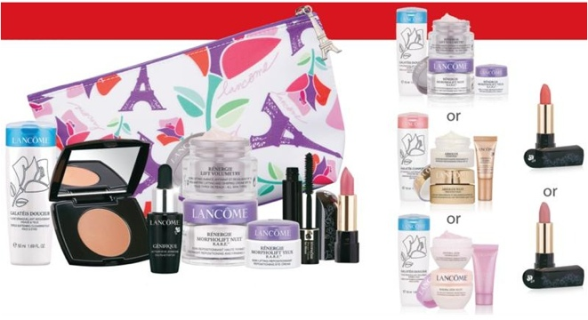 Gift With Purchase alert – Lancôme at Myer